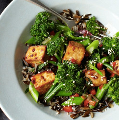 Tofu Power Bowls