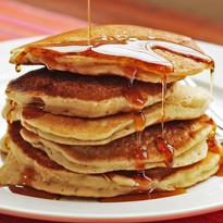 Fluffy Sunday Pancakes