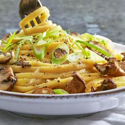 Perfect Mushrooom Pasta