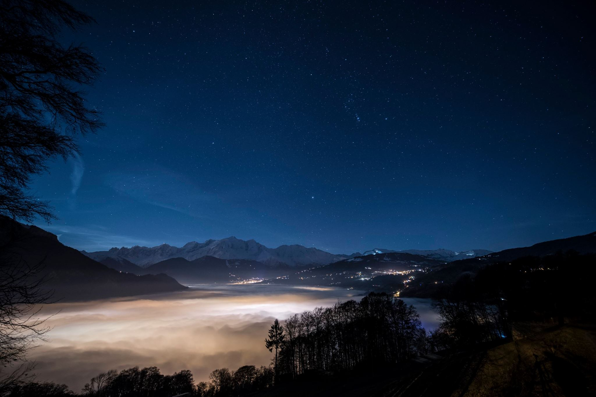 Nappe de brouillard