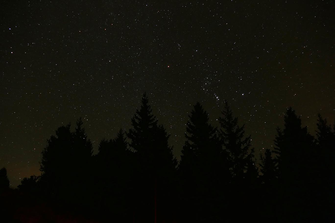 Les étoiles !
