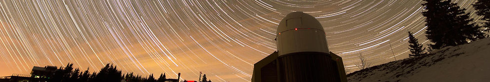 mont d'arbois astronomie
