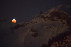 Eclipse de Lune du 21 janvier 2019