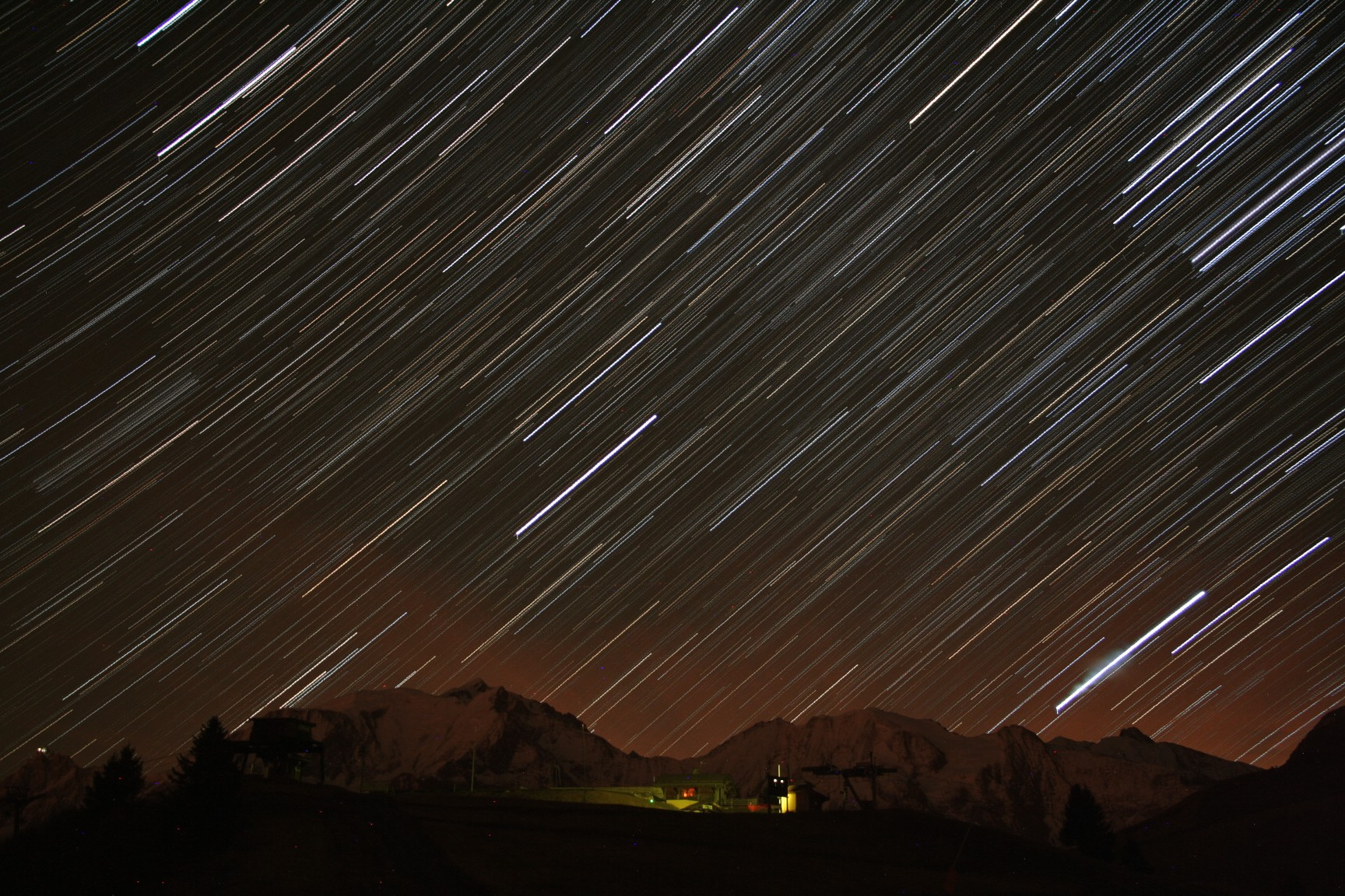 Filé d'étoiles fait par Emmanuel