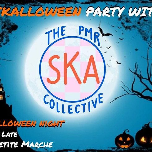 Skalloween Party with The PMR Ska Collective