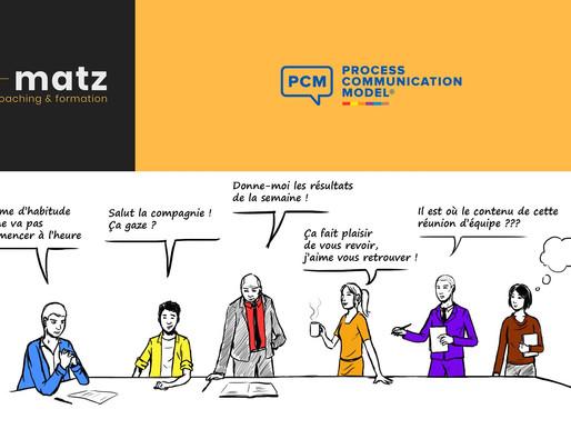 Certification en Process Communication Model®