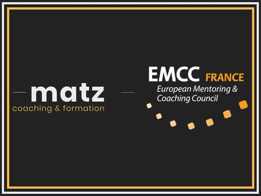 matz devient membre de l'EMCC France