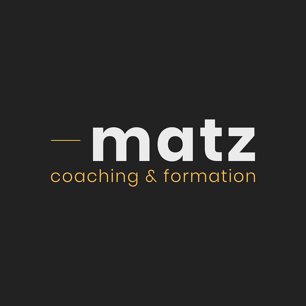 logo matz coaching formation