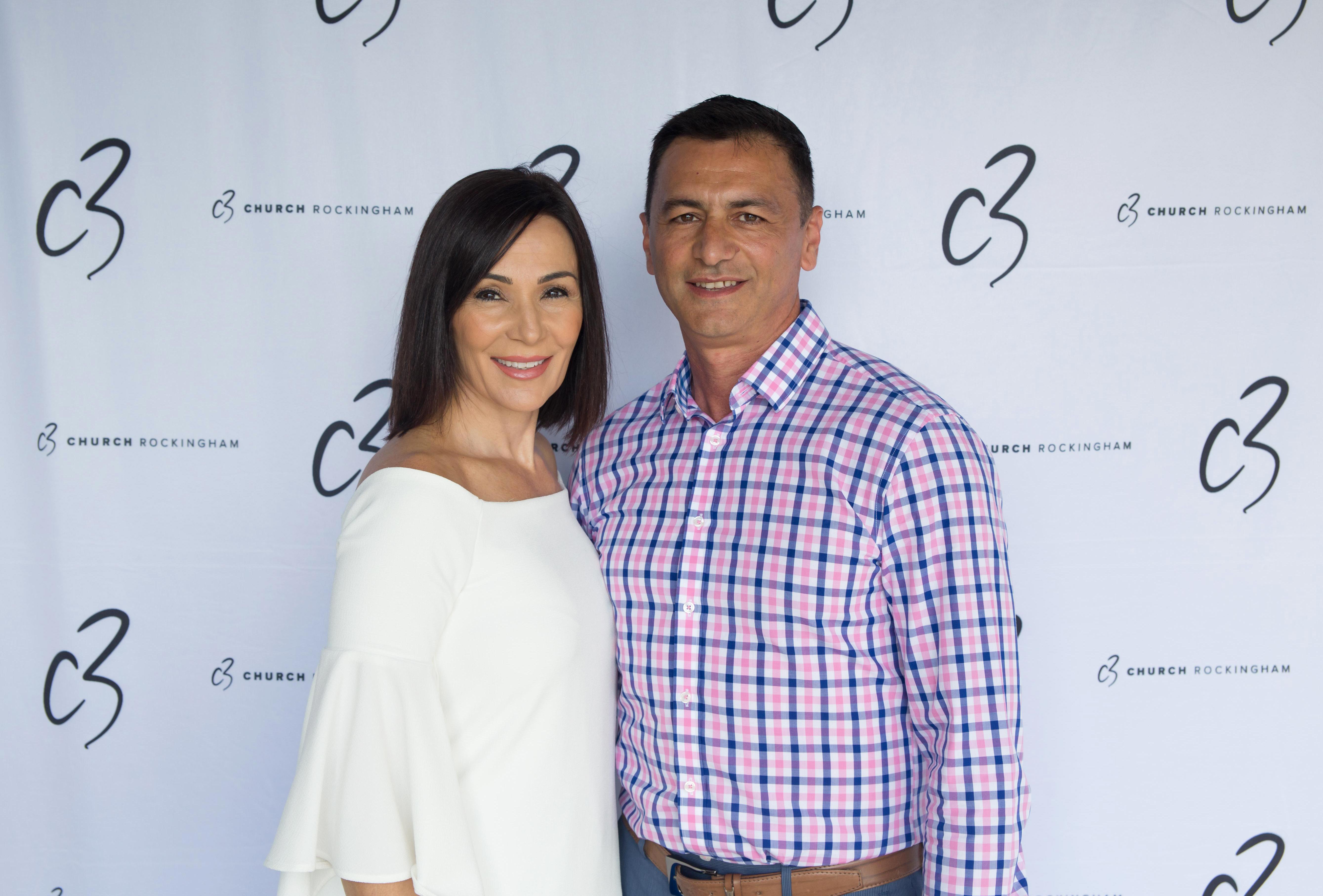 Pastors Claude & Carolyn Carrello