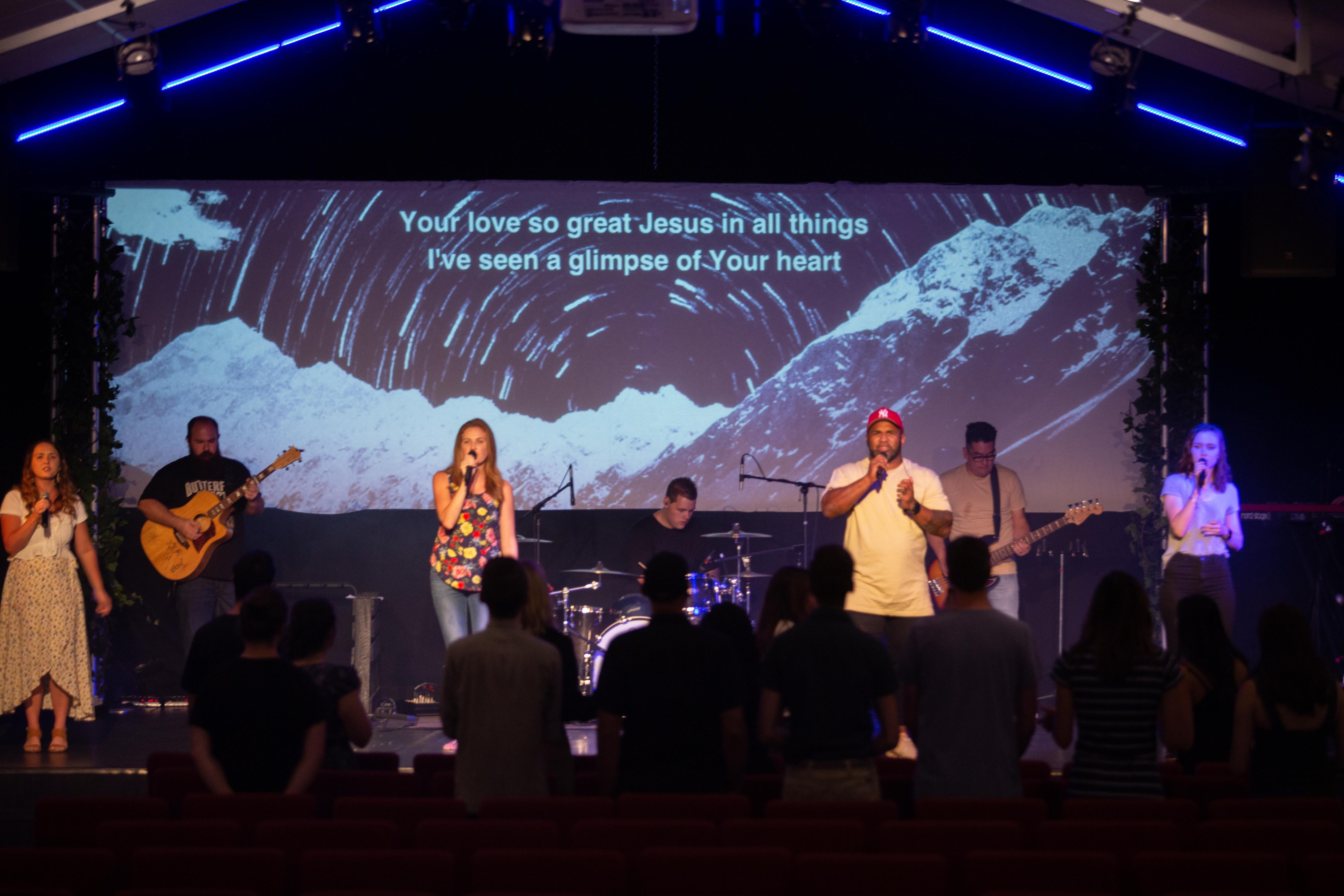Worship Encounter - In Him Day 2-18