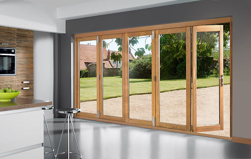 glass doors double glazing