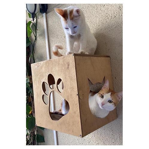Cat Box Wall Mount