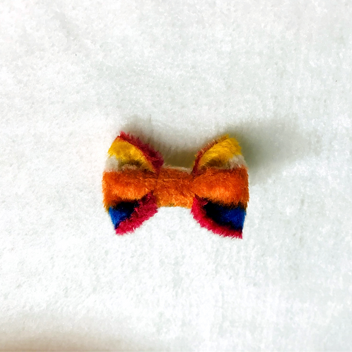Kitten Bow tie multicolor without collar detachable