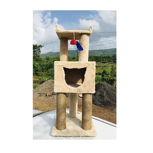Misty's Large Chota Jamun Cat Tower
