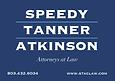 SpeedyTannerAtkinson Logo.png