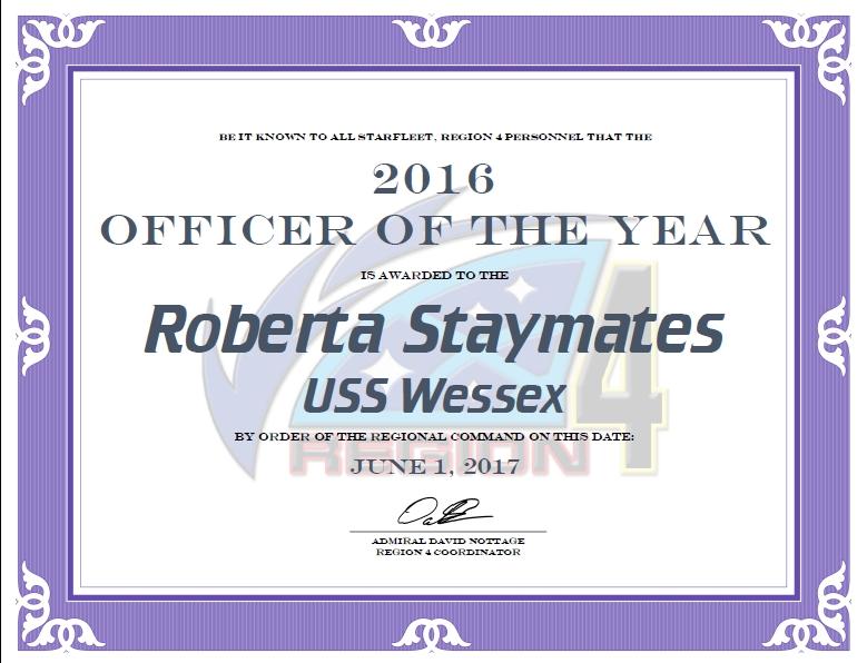 R4 Officer 2016