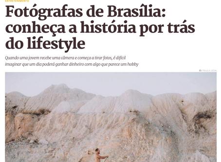 Matéria para o Metrópoles | Fotógrafa de família em Brasília DF