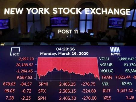 What a brutal quarter - Q1 2020 market review