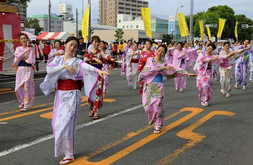 2018富士祭り