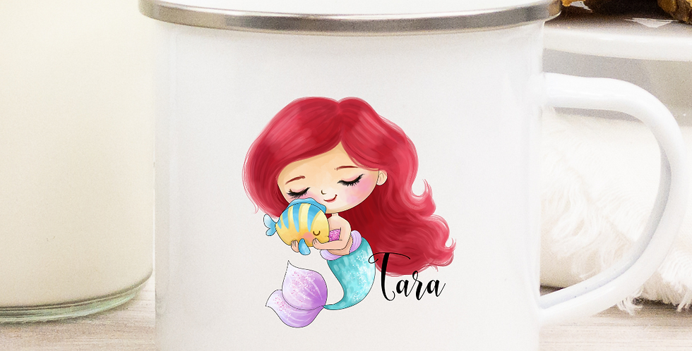 Punčka Ariela