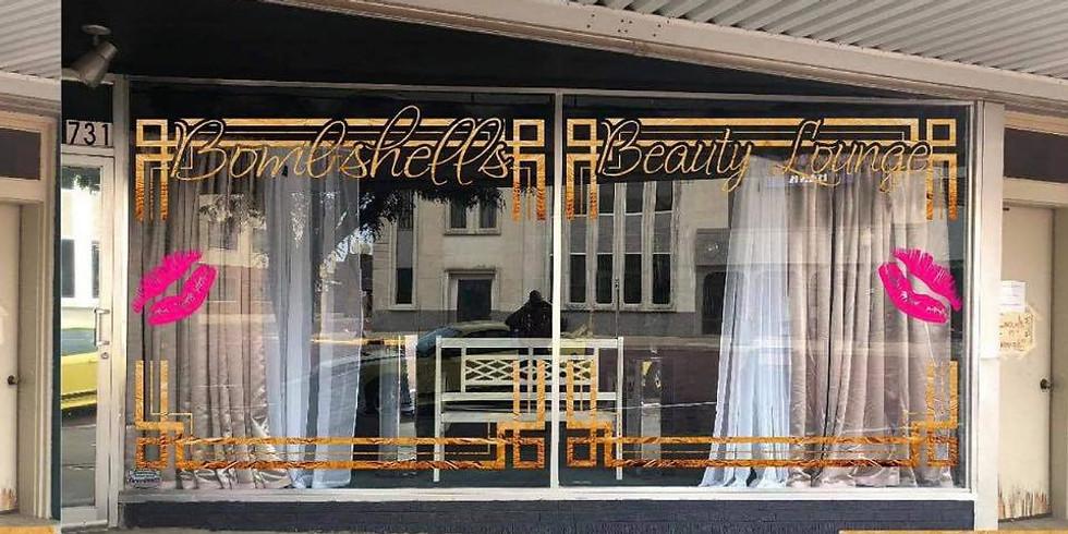 Bombshells Beauty Lounge Grand Opening Celebration