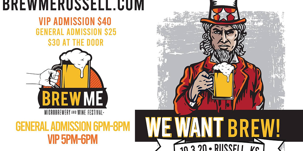 Brew Me, Russell 2020 Hosted by Brew Me & Russell Main Street