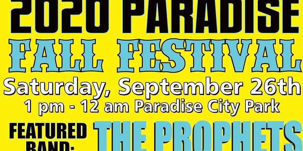 Paradise Fall Festival 2020