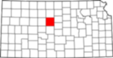 300px-Map_of_Kansas_highlighting_Russell