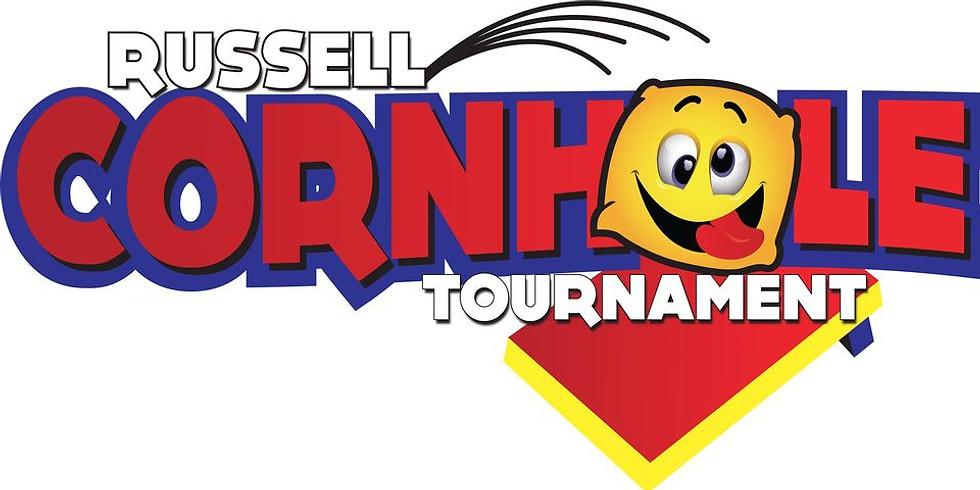 Russell's 5th Annual Cornhole Tournament