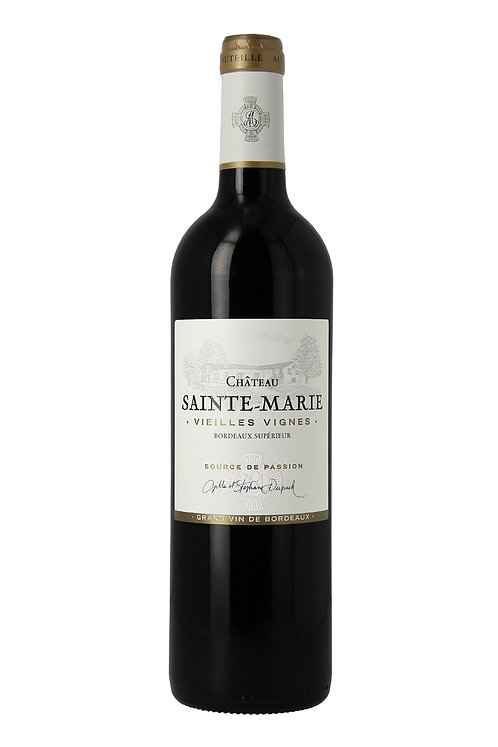 - Château Sainte Marie 2019 - Carton 6 bouteilles
