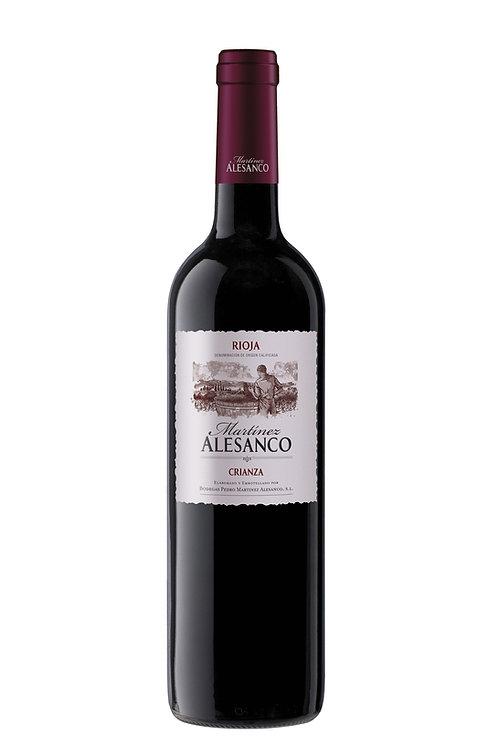- Bodega Alesanco Crianza 2017 - Carton 6 bouteilles