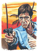 Scarface format A3