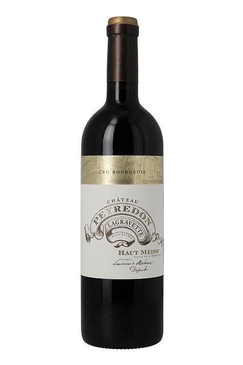 - Château Peyredon Lagravette 2018  - Carton 6 bouteilles