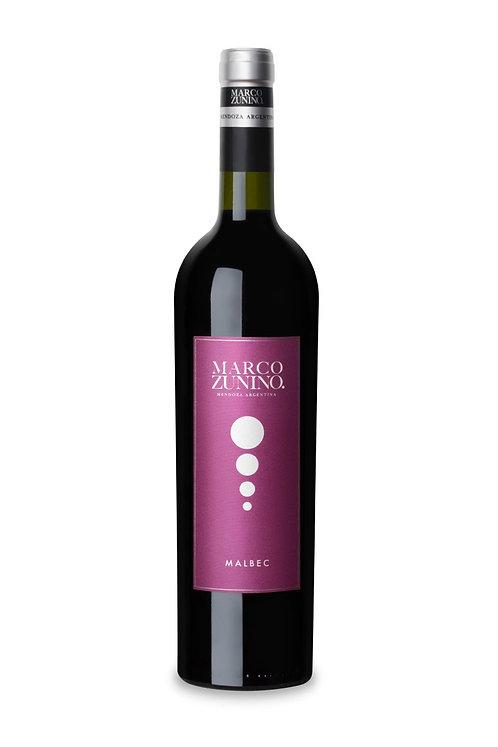 - Bodega Marco Zunino Malbec 2018 - Carton 6 bouteilles
