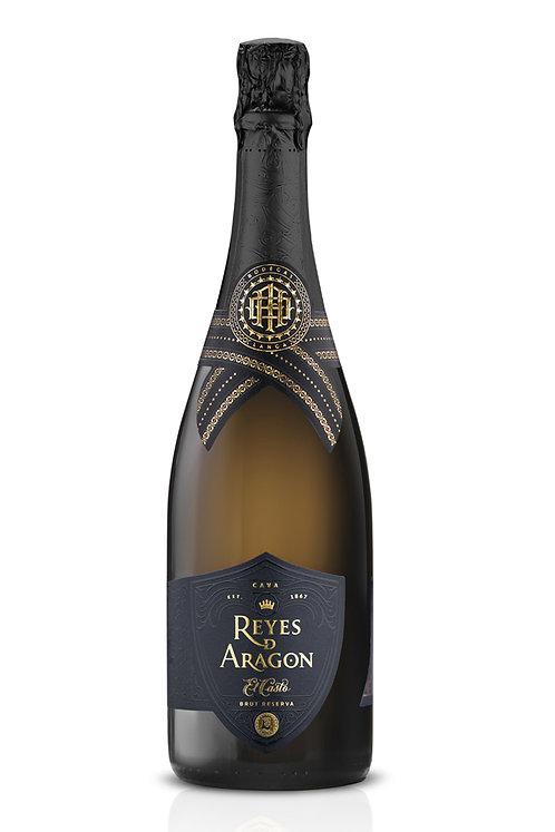 - Cava Reyes de Aragon Bodega Langa - Carton 6 bouteilles