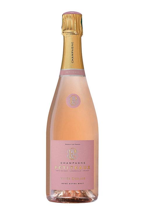 Champagne Petiteaux Extra Brut - Carton 6 bouteilles