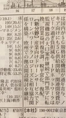会社四季報3