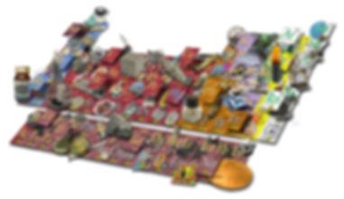 la tabla periodica ilustrada