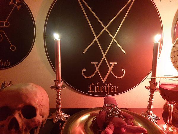 Ritual Mago do Caos -www.luciferianismodocaos.com