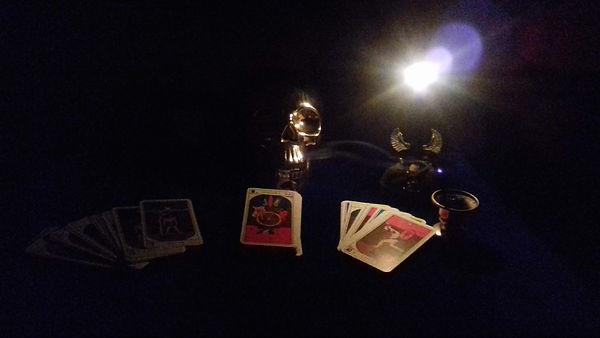 Oráculo Luciferiano Mago do www.luciferianismodocaos.com