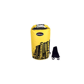 Urban Safe - 20 Litre Dry Tube: Yellow Cityscape