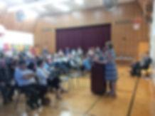 Community Meeting September 15, 2016