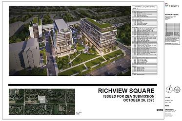 Richview Redevelopment Etobicoke