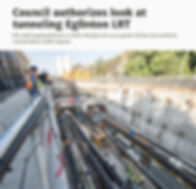 Toronto Star Article Eglinton Ave W LRT