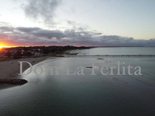 Drone Pier Photo 2