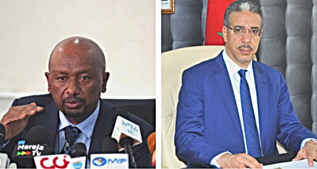 Coalition Maroc/Ethiopie pour l'accès à l'energie durable   Les Gardiens de l'Atlas
