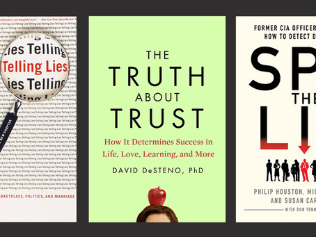 The truth about lies: a recommended reading list