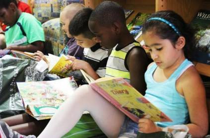 Wake Up and Read: Second Graders in Wake County, NC read donated books. News & Observer File Photo (newsobserver.com)