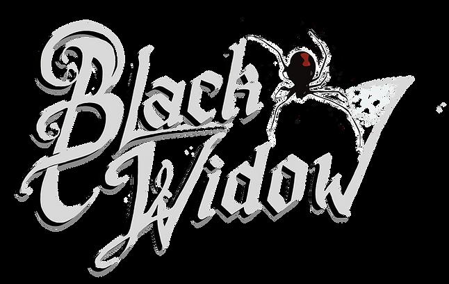 Black Widow Pole Arts Logo