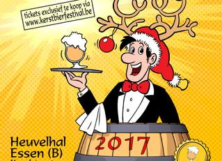 23e Kerstbierfestival uitverkocht!
